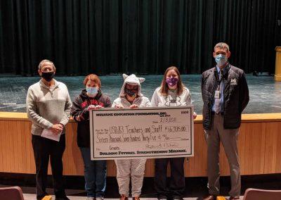 2021 Grant to the Mulvane High School
